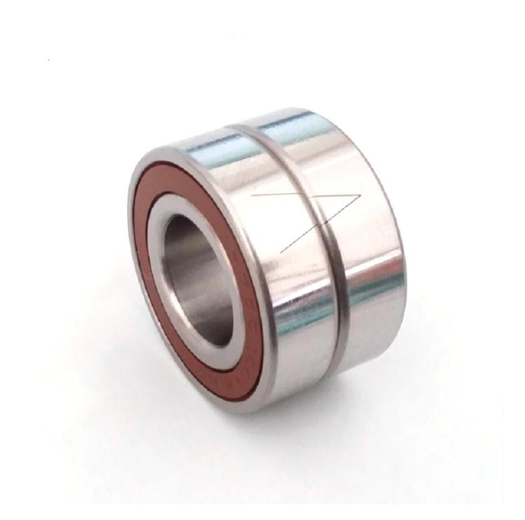 0.591 Inch | 15 Millimeter x 1.378 Inch | 35 Millimeter x 0.626 Inch | 15.9 Millimeter  GENERAL BEARING 55502  Angular Contact Ball Bearings
