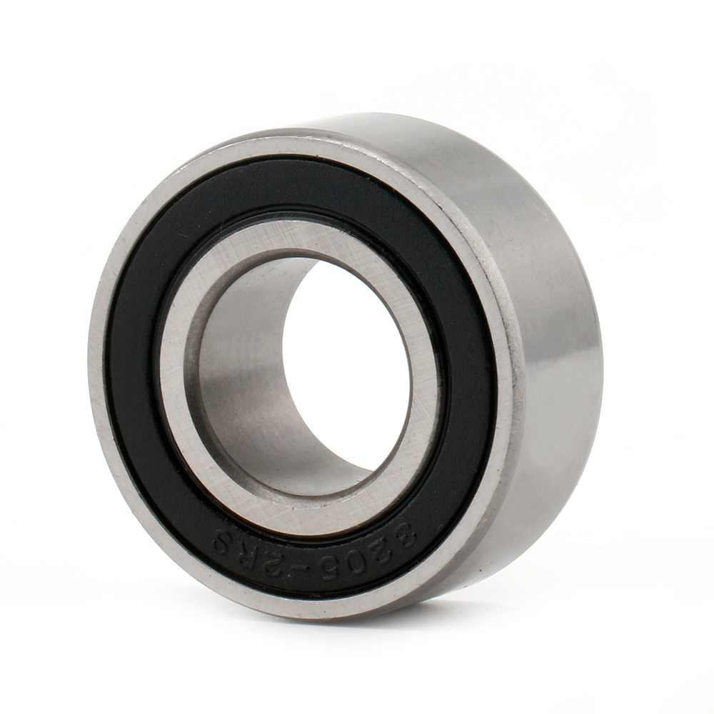 0.984 Inch | 25 Millimeter x 2.441 Inch | 62 Millimeter x 1 Inch | 25.4 Millimeter  EBC 5305 2RS  Angular Contact Ball Bearings