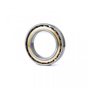 2.165 Inch | 55 Millimeter x 3.937 Inch | 100 Millimeter x 1.311 Inch | 33.3 Millimeter  EBC 5211 2RS  Angular Contact Ball Bearings