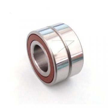 1.378 Inch | 35 Millimeter x 3.15 Inch | 80 Millimeter x 1.374 Inch | 34.9 Millimeter  EBC 5307 2RS  Angular Contact Ball Bearings