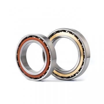 0.394 Inch | 10 Millimeter x 1.181 Inch | 30 Millimeter x 0.563 Inch | 14.3 Millimeter  EBC 5200 ZZ  Angular Contact Ball Bearings
