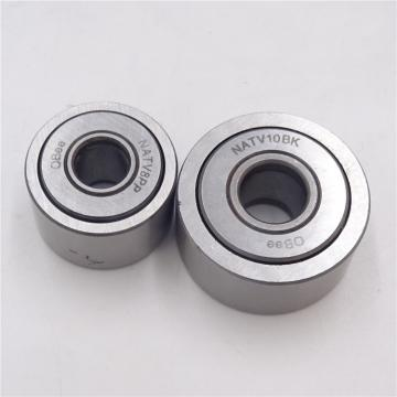17 mm x 40 mm x 21 mm  SKF NATR 17  Cam Follower and Track Roller - Yoke Type