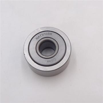 10 mm x 30 mm x 15 mm  SKF NATR 10 PPXA  Cam Follower and Track Roller - Yoke Type