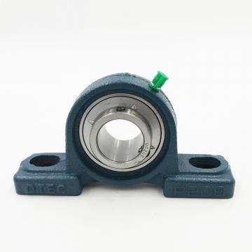 2.5 Inch | 63.5 Millimeter x 4 Inch | 101.6 Millimeter x 3.25 Inch | 82.55 Millimeter  DODGE P4B-DI-208R  Pillow Block Bearings