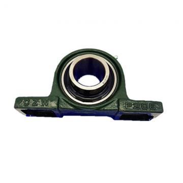1.938 Inch | 49.225 Millimeter x 2.031 Inch | 51.587 Millimeter x 2.25 Inch | 57.15 Millimeter  SKF P2B 115-TF  Pillow Block Bearings